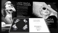 LADY GAGA-LOVE GAMES - 4DVD+BOOK