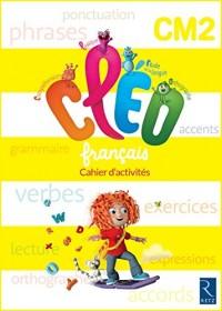 Cleo Cahier CM2