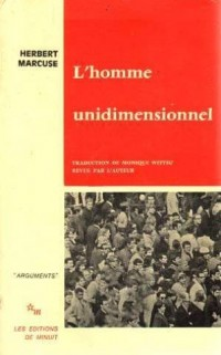 Lhomme Unidimensionnel Edition