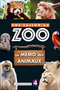 Le mémo des animaux