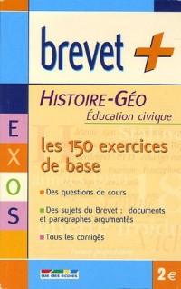 Histoire-Géo Education civique : Les exercices de base