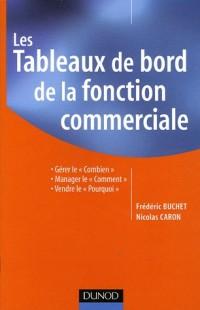 Les Tableaux de bord de la fonction commerciale