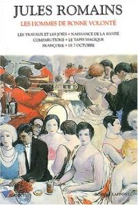 Les hommes de bonne volonté, Tome 4 : Les travaux et les joies, Naissance de la bande, Comparutions, Le tapis magique, Françoise, le 7 octobre