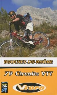 Bouches-du-Rhône : 79 circuits VTT