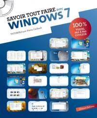 Savoir tout faire avec Windows 7 (1CD)