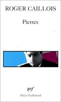 Pierres: Suivi d'autres textes