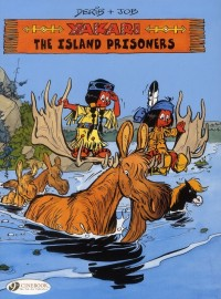 Yakari 7: The Island Prisoners