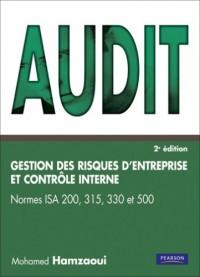 Audit 2e ed. Gestion des Risques d'Entreprise et Controle Interne