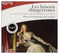Les Liaisons Dangereuses CD