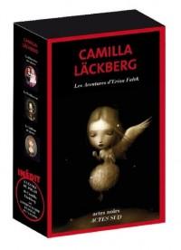 Coffret Les aventures d'Erica Falck en 3 volumes