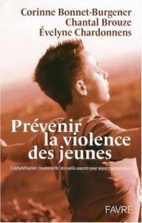 Prévenir la violence des jeunes