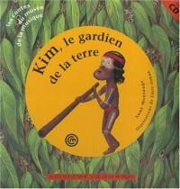 Kim, le gardien de la terre (1CD audio)