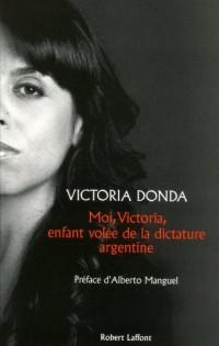Moi, Victoria, enfant volée de la dictature argentine