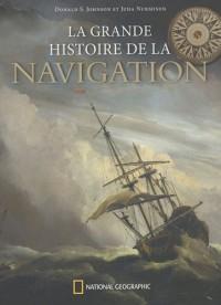 La grande histoire de la navigation