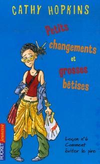Les filles, Tome 32 : Petits changements et grosses bétises : Leçon n°6 Comment éviter le pire