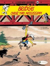 Lucky Luke - volume 68 Bridge over the Mississippi (68)