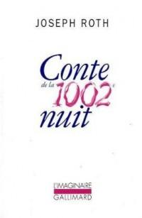 Conte de la 1002e nuit