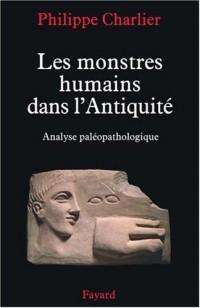 Les monstres humains dans l'Antiquité méditerranéenne