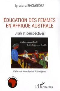 Education des femmes en Afrique australe