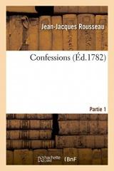 Confessions. Partie 1