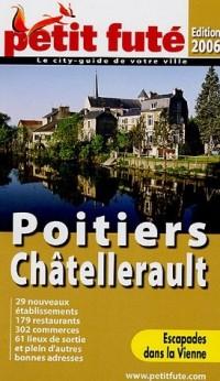 Le Petit Futé Poitiers Châtellerault