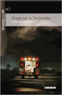 Orage sur le Tanganyika niv. B1 - Livre + mp3