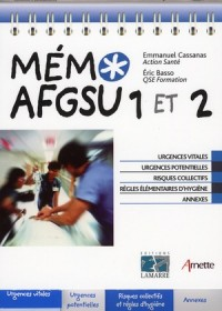 Memo secourisme afgsu2