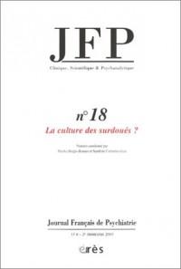 Journal Français de Psychiatrie, numéro 18 : La Culture des surdoués ?