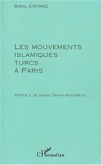 Les mouvements islamiques turcs à Paris