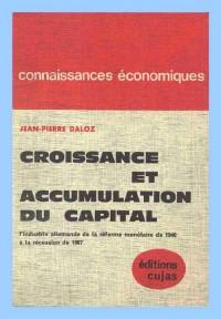 Croissance et accumulation du capital : l'industrie allemande de la réforme monétaire de 1948 à la récession de 1967