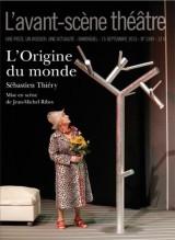 L'Avant-scène théâtre, N° 1349 : L'origine du monde