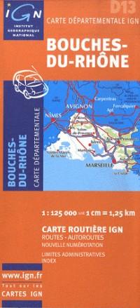 Bouches-du-Rhone: IGN72113
