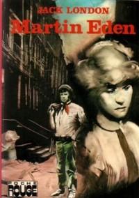Martin Eden : Collection : Bibliothèque Poche rouge cartonnée