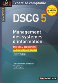 MANAGEMENT SYSTEMES D INFO MANUEL/APPLICATION  (Ancienne édition)