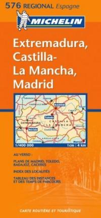 Extremadura, Castilla La Mancha