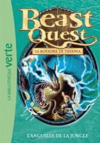 Beast Quest 45 - l'Anguille de la Jungle