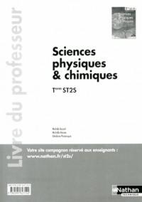Sciences Physiques et Chimiques  Term St2s  Professeur  2013