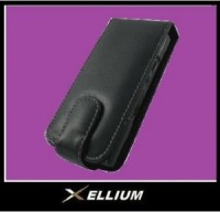 HOUSSE ETUI COQUE CUIR SAMSUNG i9000 GALAXY S [Broché]