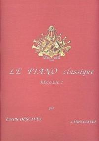 Le Piano classique vol.2