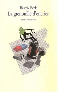 La grenouille d'encrier