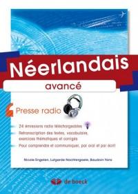 Néerlandais avancé : Presse radio