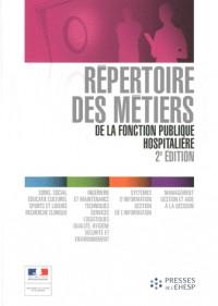 Répertoire des métiers de la fonction publique hospitalière