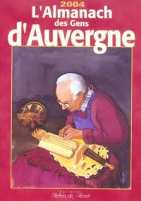 Almanach auvergne 2004