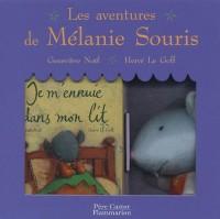 Les Aventures de Mélanie Souris (coffret 3 petits livres + 1 peluche)