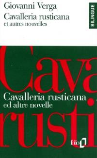 Cavalleria rusticana et autres nouvelles/Cavalleria rusticana ed altre novelle