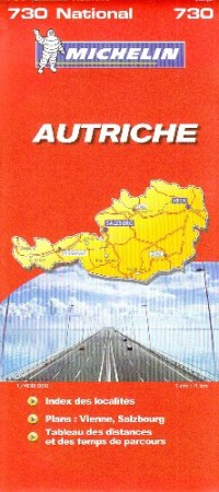 Autriche : 1/400 000