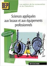 SCIENCES APPLIQUÉES AUX  LOCAUX  (Ancienne édition)