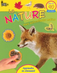 La nature : Mes autocollants malins