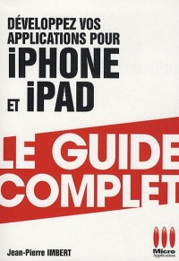 Développez vos applications pour iPhone, iPod Touch, iPad