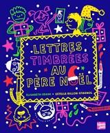 Lettres timbrées au Père Noël